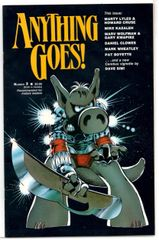 Anything Goes! #3 (1986) by Fantagraphics Books