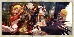 "Multi Play Rubber Mat ""Overlord III (Madoou)"" by Kadokawa"