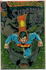 Superman #82 (1993) by DC Comics