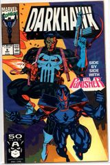 Darkhawk #9 (1991) by Marvel Comics