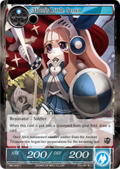 SKL-035 C - Alice's Little Scout