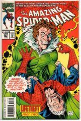The Amazing Spider-Man #387 (1994) by Marvel Comics