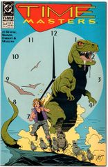 Time Masters #2 (1990) by DC Comics