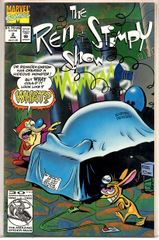 The Ren & Stimpy Show #2 (1993) by Marvel Comics