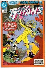 Team Titans #2 (1992) by DC Comics
