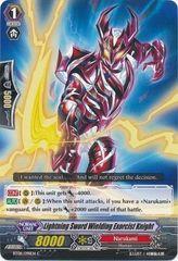 BT08/098EN (C) Lightning Sword Wielding Exorcist Knight