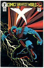 Comics' Greatest World: X #1 (1993) by Dark Horse Comics