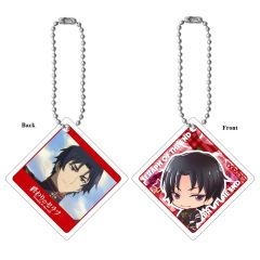 "Acrylic Mascot Key Chain ""Seraph of the End (Guren Ichinose)"" by Union Creative International"