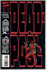 Deadpool: The Circle Chase #1 (1993) by Marvel Comics