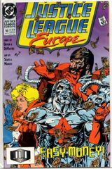 Justice League Europe #10 (1990) by DC Comics