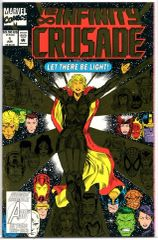 The Infinity Crusade #1 (1993) by Marvel Comics