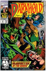 Darkhold #8 (1993) by Marvel Comics