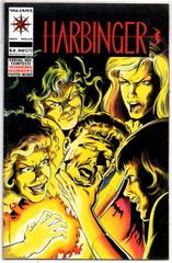 Harbinger #23 (1993) by Valiant