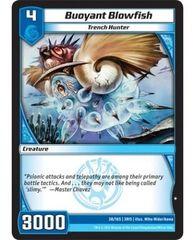 3RIS-38/165 (C) Buoyant Blowfish