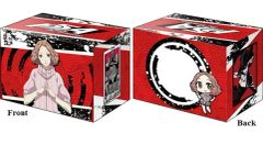 """Deck Holder Collection V2 """"PERSONA 5 the Animation (Okumura Haru)"""" Vol.500 by Bushiroad"""