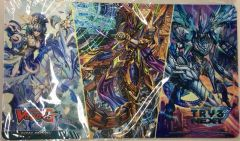 """Cardfight!! Vanguard G Rubber Mat """"Try 3 Next"""" by Bushiroad"""