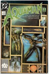 Aquaman #1 (1989) by DC Comics