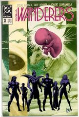 The Wanderers #13 (1989) by DC Comics