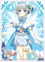 """Chara Sleeve Collection """"Black Bullet Tenchu Girls (Blue)"""" No.302 by Movic"""