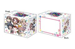 "Deck Holder Collection V2 ""BanG Dream! Girls Band Party! PICO (Poppin' Party)"" Vol.477 by Bushiroad"
