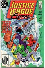 Justice League Europe #2 (1989) by DC Comics