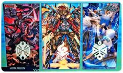"""Cardfight!! Vanguard G Rubber Mat """"The Genius Strategy"""" by Bushiroad"""