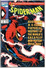 Spider-Man Saga #1 (1991) by Marvel Comics