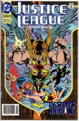 Justice League America #73 (1993) by DC Comics