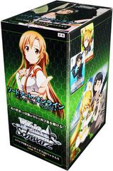 "Weiss Schwarz Japanese Booster Box ""Sword Art Online"" Vol.2 by Bushiroad"