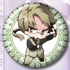 "Kimetto! Can Badge Collection ""Bungo Stray Dogs (Kunikida Doppo)"" by F.Heart"