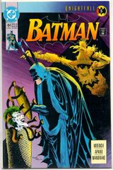 Batman #494 (1993) by DC Comics