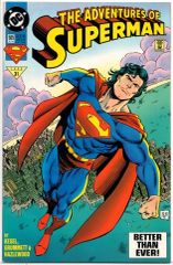 The Adventures of Superman #505b (1993) by DC Comics