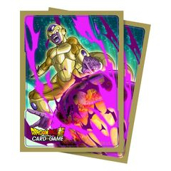 """Deck Protector Sleeves Standard Size """"Dragon Ball Super (Set 3 Version 2)"""" by Ultra PRO"""