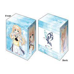 "Deck Holder Collection V2 ""Summer Pockets (Tsumugi Wenders)"" Vol.513 by Bushiroad"