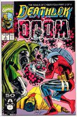 Deathlok #3 (1991) by Marvel Comics