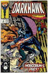 Darkhawk #2 (1991) by Marvel Comics