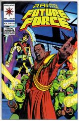 Rai and the Future Force #13 (1993) by Valiant
