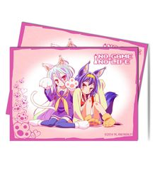"Deck Protector Sleeves Standard Size ""No Game No Life (Nayaa!)"" by Ultra PRO"