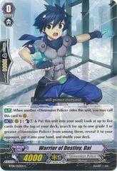 BT08/053EN (C) Warrior of Destiny, Dai