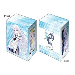 "Deck Holder Collection V2 ""Summer Pockets (Naruse Shiroha)"" Vol.510 by Bushiroad"