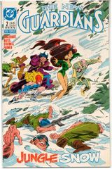 The New Guardians #2 (1988) by DC Comics