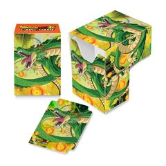 "Deck Box ""Dragon Ball Super (Set 3 Version 3)"" by Ultra PRO"