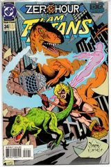 Team Titans #24 (1994) by DC Comics
