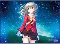 """TCG Universal Fabric Play Mat """"Charlotte (Tomori Nao)"""" by Broccoli"""