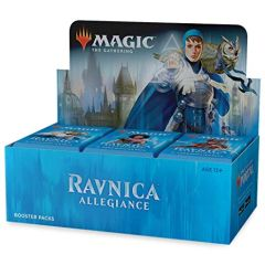 "Magic the Gathering Booster Box ""Ravnica Allegiance"""