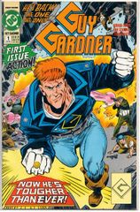 Guy Gardner #1 (1992) by DC Comics