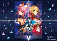 """TCG Universal Fabric Play Mat """"Fate/ EXTELLA LINK"""" by Broccoli"""