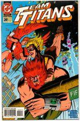 Team Titans #20 (1994) by DC Comics