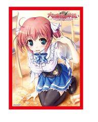 "Character Sleeve Collection ""Daitoshokan no Hitsujikai -Dreaming Sheep- (Kodachi Nagi)"" by Broccoli"