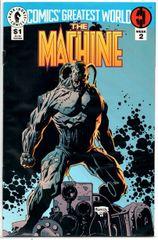 Comics' Greatest World: The Machine #2 (1993) by Dark Horse Comics